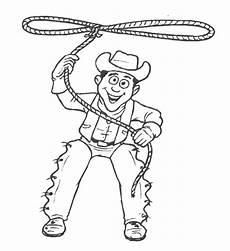 cowboy ausmalbilder animaatjes de