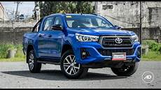 toyota hilux conquest 4x4 at with p40 000 discount