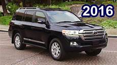 2016 toyota land cruiser 200 v8 test drive road