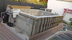 comment construire sa piscine hors sol how to build your