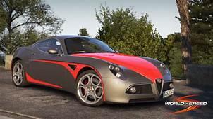 New Alfa Romeo 8C Competizione Screenshots