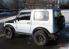 Suzuki Sidekick Roof Rack by 1988 5 Suzuki Samurai 4x4 Tin Top Roof Rack Suv S