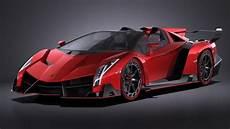 Lamborghini Veneno Roadster 2014 Vray 3d Model Cgstudio
