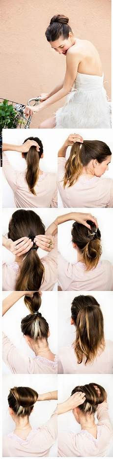 5 of the best updo how tos for brides and bridesmaids and