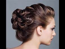 hair styles 5 minutes updo prom homecoming wedding bridal updo youtube