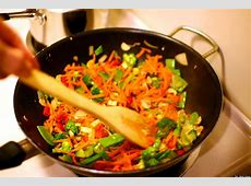 The Secrets Of Chinese Stir Frying: Why Does It Always