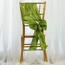 250 wholesale pintuck taffeta chair sashes ties bows fancy