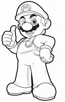 Ausmalbilder Zum Drucken Mario Mario Malvorlagen Ausmalbilder Lustige Malvorlagen
