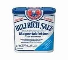 Was Neutralisiert Salz - delta pronatura bullrich salz tabletten test magen darmmittel