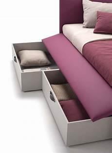 letto singolo con materasso letto singolo imbottito senza testiera con seconda rete
