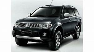 Next Generation Mitsubishi Pajero Sport Launch Likely In
