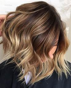 Ombre Hairstyles For Medium Length Hair