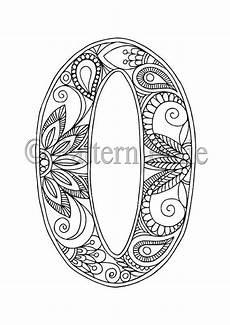 mandala coloring pages letters 17930 colouring page alphabet letter quot o quot alfabeto letras para imprimir letras y mandalas