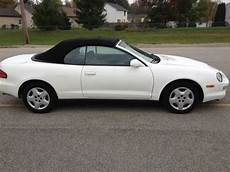 how things work cars 1997 toyota celica head up display buy used 1997 toyota celica gt convertible low miles rare manual transmission in pataskala