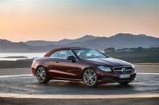 2018 Mercedes E Class Cabriolet Look Motor Trend