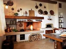 camini in muratura rustici cucina in muratura 70 idee per cucine moderne rustiche