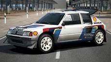 peugeot 205 turbo eiger nordwand court peugeot 205 turbo 16 evolution 2