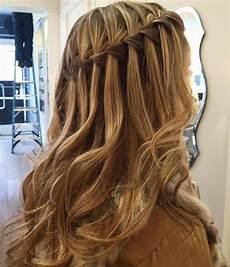 Frisur Wasserfall Wasserfall Frisur Frisuren Frisuren