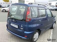 2002 Toyota Yaris Verso 1 4 D 4d Sol 1 Car
