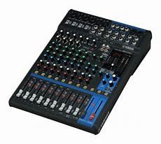 Yamaha Mg12xu Mixing Board Light Year