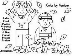 color by number fall coloring pages 18108 67 best fall math images on math centers day care and kid