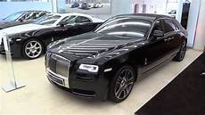 2017 rolls royce ghost series ii in depth review