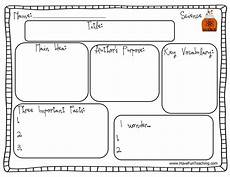 science graphic organizer worksheet have fun teaching