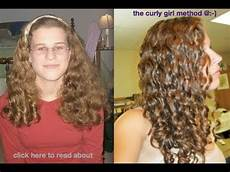 Curlylife Curly Method Before And After Vlog
