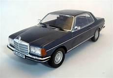 norev 1 18 mercedes 280 ce coupe blue metallic