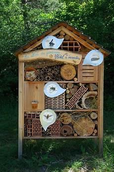 construire un h 244 tel 224 insectes
