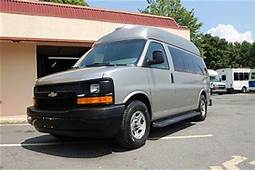 Sell Used 2003 MODEL CHEVROLET EXPRESS RAISED ROOF