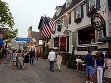 Visiting Newport Rhode Island