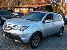 2007 acura mdx sh awd 4dr suv w sport and entertainment package in fredericksburg va select
