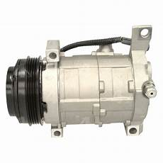 automobile air conditioning repair 2009 chevrolet avalanche parental controls four seasons 174 chevy avalanche with factory compressor type 10s17f 2007 2009 a c compressor