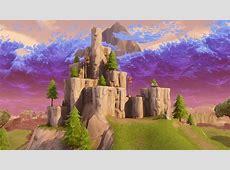 Download 1920x1080 wallpaper rocks, mountain, fortnite