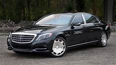 2016 mercedes maybach s600 driven review top speed