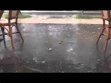 la pluie qui tombe