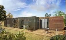 Permis De Construire Pour Une Maison Container Archionline