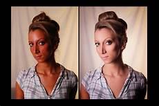 solarium vorher nachher vorher nacher foto bild portrait retusche
