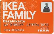ikea family bezahlkarte mit allen ikea family vorteilen
