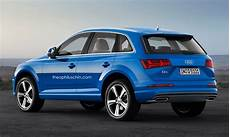 Next Generation Audi Q5 With New Q7 Styling Cues Carscoops