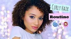 my short curly hair routine youtube