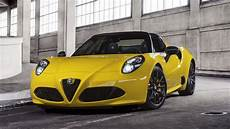 2016 Alfa Romeo 4c Spider Picture 610386 Car Review