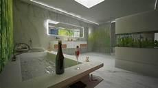 badezimmer trends 2017 glas duschr 252 ckwand statt fliesen in der dusche