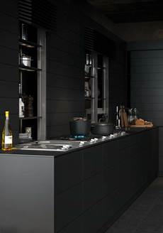 schwarze wandfarbe wandfarbe schwarz 59 beispiele f 252 r gelungene innendesigns