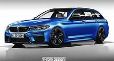 Would You Go For A New Bmw M5 Touring Carscoops