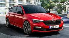 Skoda Scala Monte Carlo 2019 4k Wallpapers