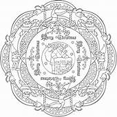 Mandala Coloring Pages  Free Printable For