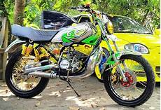King Modif by Kumpulan Foto Modifikasi Motor Rx King Terbaru 2018