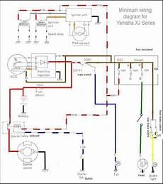 chopcult 81 yamaha xj 650 wiring help needed motorcycle wiring yamaha yamaha cafe racer